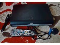2 X SKY + HD BOXES AND 1 MINI WIRELESS CONVERTOR
