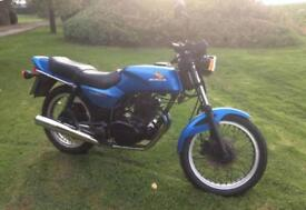 Wanted project Honda cb250rs