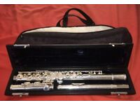 VIVACE III 3 by KURIOSHI Flute in Travel Case V7014