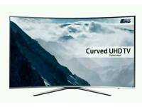 "Samsung 49"" 49KU6500 Curved HDR Smart TV"