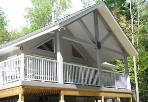 THINKING OF BUILDING? CHECK OUT OUR ECONO CABIN KITS