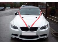 BMW M3 (V8) / Starts from £150 / Chauffeur Car Hire For All Occasions inc Wedding / London & Essex