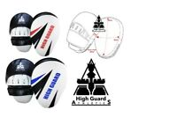 Focus mitts for BOXING / KICK BOXING / MMA / KARATE AND ALL CONTACT SPORTS