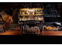 Cocktail Bartender Position in East London's Most Curious Bar!