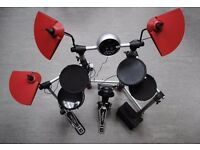 Gear4Music DD501 Electronic Drum Kit & Amp Ideal Xmass Gift £200