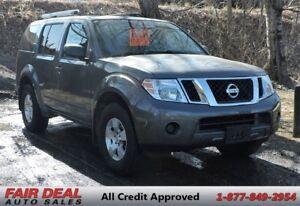 2009 Nissan Pathfinder SE:  SALE PRICE $12,500