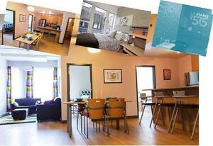 Student Housing Downtown Montreal - La MARQ Student Rentals