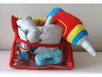 BOYS SOFT TOY TOOLS MELISSA AND DOUG FIRST PLAY FILL AND SPILL TOOL BOX