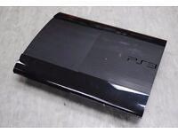 Sony PlayStation 3 PS3 Super Slim 12GB £55