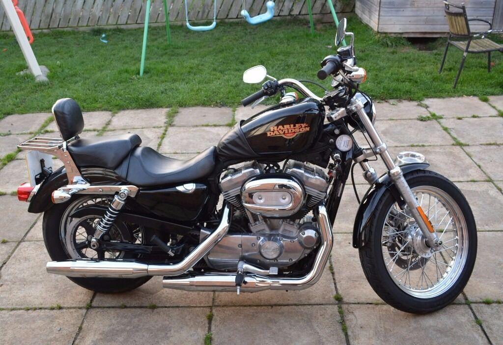 2009 Harley Davidson Sportster 883 XL Black | in Craigavon, County ...