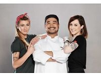 why wagamama richmond I apply for our line chef opportunities