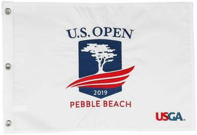2019 US Open OFFICIAL (Pebble Beach) EMBROIDERED Flag