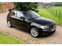 BMW 1 SERIES 2.0 120d M Sport 5dr