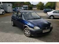 1.4 Vauxhall Corsa Automatic. Mot jul 19