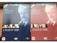 A touch of frost dvds