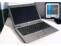 "12.5"" FULL HD Hi End Elitebook 820 G2 i5 5Gen. 2.7GHz 8GB RAM SSD(total capacity 566GB)"