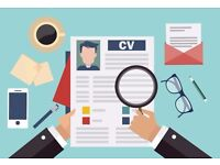 Professional CV /Resume Writer - £20 - High Quality at affordable Price; Stand Out From the Crowd!