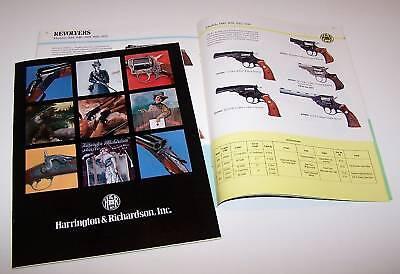 1977 Harrington & Richardson H&R Firearm Catalog's,New