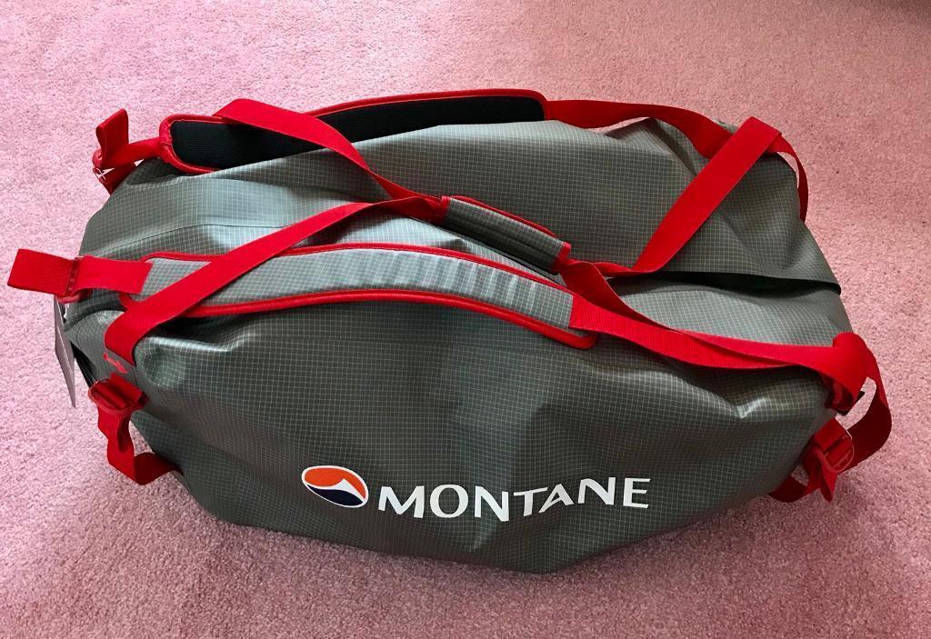 Montane 100l Waterproof Kitbag  71dc6c4e431e8