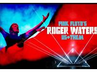 Roger Waters Tickets x2 Manchester Arena 3rd July 2018