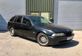BMW 530d Touring Automatic Long MOT