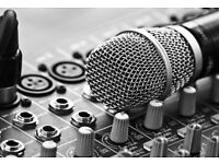 Bands/Solo Artists/Poets/Performance Artists Wanted for Paid Gigs West London.