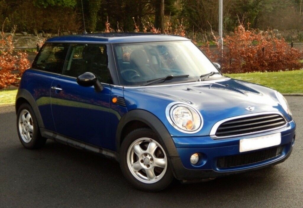 2008 Mini One 14 Six Speed Air Conditioning Service History Low