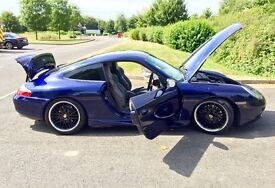 2001 Porsche 996 911 Carrera 2