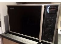 Sharp 40l Convection Microwave Oven Grill