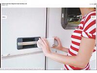 Caravan & Motorhome Fiamma Safe Door Magnum Door Lock Protection