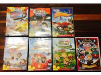 Little Einstein dvds - collection of 7 dvds - Belfast or Dungannon / Armagh area
