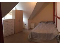 WEMBLEY : THE CHEAPEST DOUBLE ROOM FOR SINGLE USE IN A SO MODERN HOUSE
