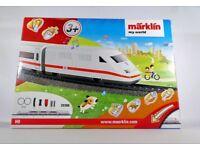 Marklin My world kids remote control train set