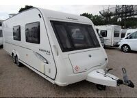 COMPASS CORONA CLUB 626 2009 6 BERTH WITH FIXED BED