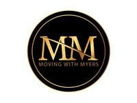Moving With Myers- Man with a van
