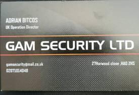 GAM SECURITY LTD