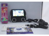 SONY PSP GO CONSOLE WITH OVER 120 GAMES + 24GB MEMORY CARD BUNDLE+ HEADPHONE + CASE