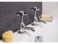New Solitude Bath Taps