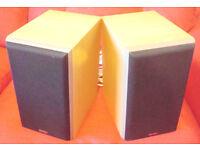 Mission Denon speakers SC-M5K, hi-fi, hifi, Dennon