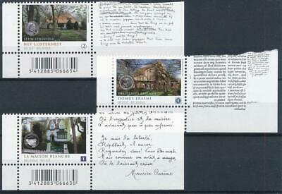 [125437] Belgium good set of stamps very fine MNH