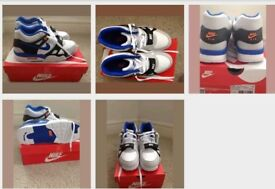 Nike air Trainer 3 Brand New In Box size 8 UK