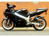 Suzuki gsxr 600 k1 2001