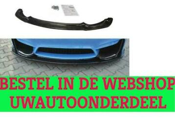 Carbon Voorspoiler spoiler Bmw M4 Coupe