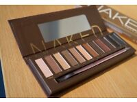Bargain RRP:£38 Urban Decay 'Naked' eye shadow palette Collection Welcome Or Same Day Posting