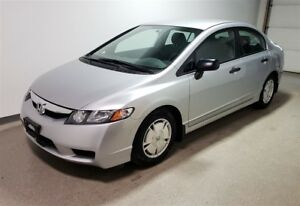 2010 Honda Civic LOW KMs |  Cruise | AC | Keyless entry | Local