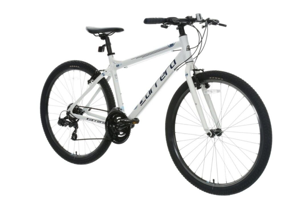Carrera Parva LTD Edition Hybrid Mountain Bike 20 inch Frame (used ...