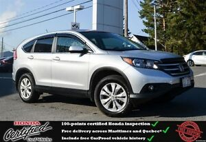 2014 Honda CR-V EX, Heated Seats, Backup Camera, One Owner !!