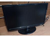 LG W2243S 22 Inch 1080p Monitor
