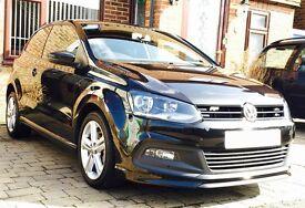 Volkswagen Polo R Line 1.2 TSI 105ps 3 Door - Excellent Condition - Full Service History - Full MOT