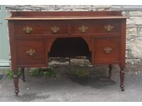 a lovely antique desk ( free local delivery